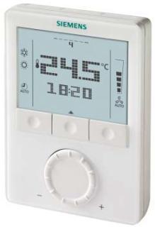 Комнатные термостаты для фэнкойлов и универсальных приложений ОВК RDG. фото