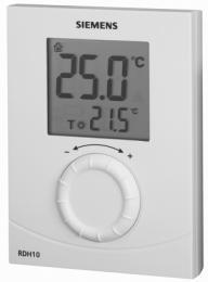 Электронный комнатный термостат RDН10 фото