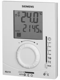 Электронный комнатный термостат RDJ10 фото