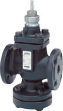 Клапан регулирующий двухходовой VVF61 фото