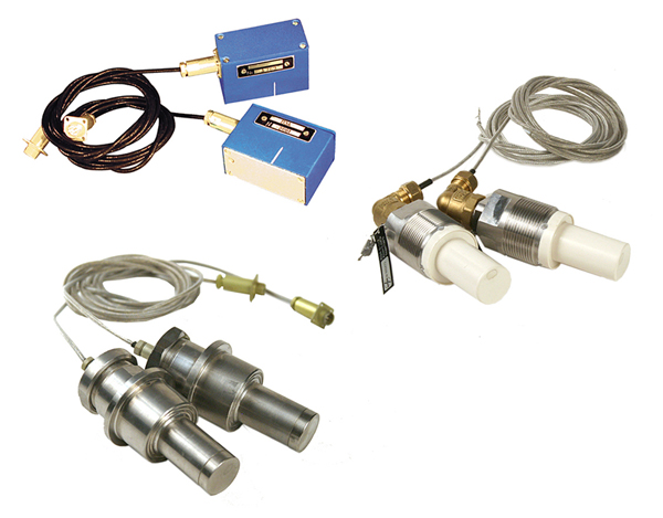 Преобразователи электроакустические для стационарных ультразвуковых расходомеров ПЭА фото
